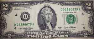 Two-Dollar Bill
