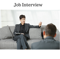 An Interview Is Like a Date